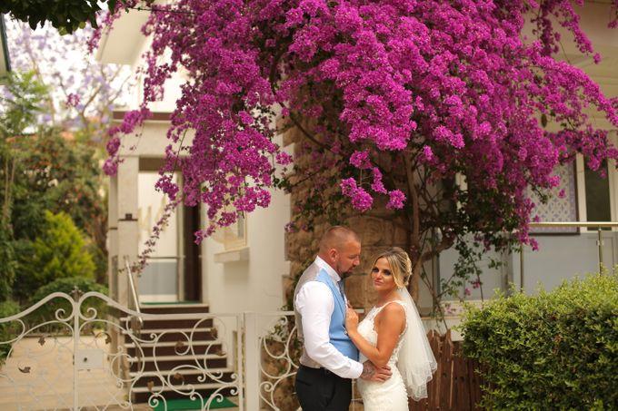 Mica & Ross British wedding by Wedding City Antalya - 007