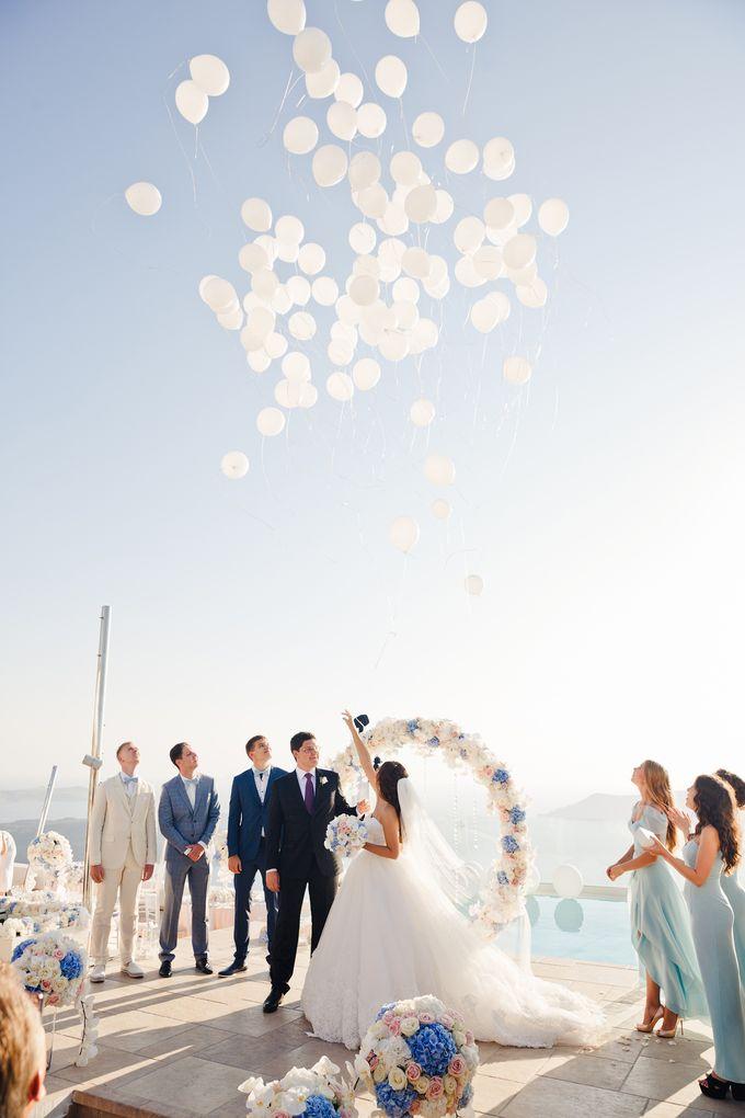 Marry Me On Santorini by BMWedding - 011