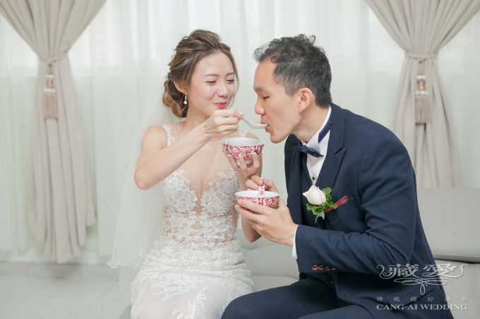 Actual Day by Cang Ai Wedding - 016
