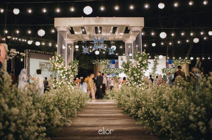 The Wedding of Nindya & Zenga by Elior Design - 012