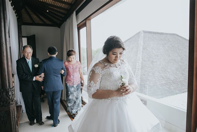 Wedding of Selly & Eddy by Nika di Bali - 007