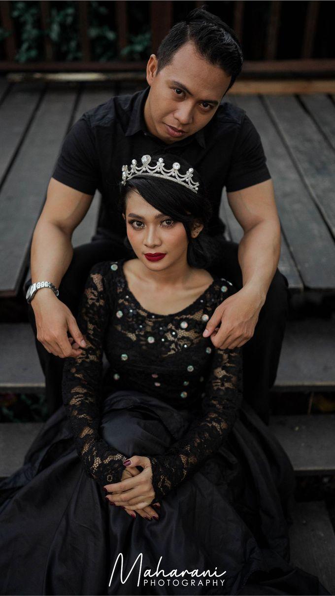 Prewedding of Ubed & Bella by Maharani Photography - 010