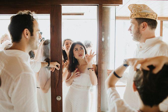 Nagisa Bali Wedding for Sacha & Ana by Nagisa Bali - 007