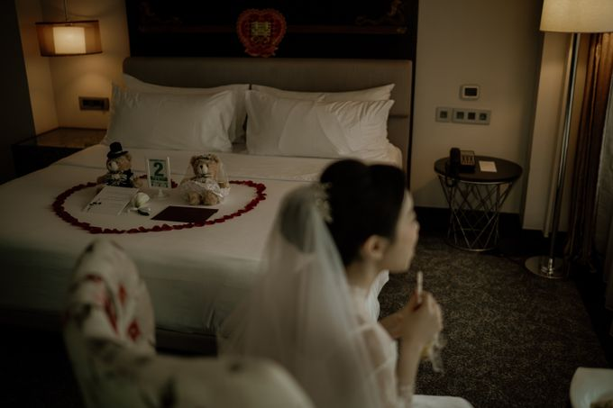 Leonard & Shieng Wedding by Casablanca Design - 007
