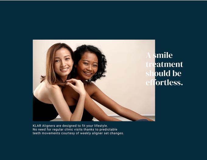 Witness the KLAR journey yourself by KLAR Smile - 007