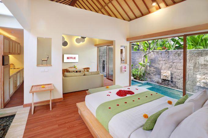 Honeymoon Package at Ini Vie Villa by Ayona Villa - 005