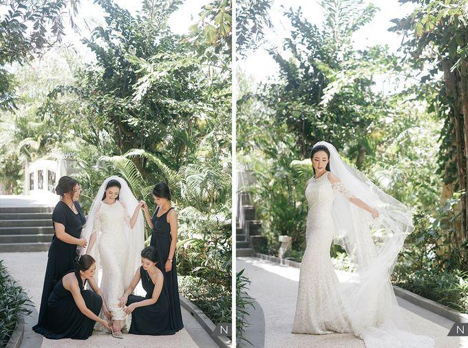 Johan & Finna Wedding by NOMINA PHOTOGRAPHY - 007