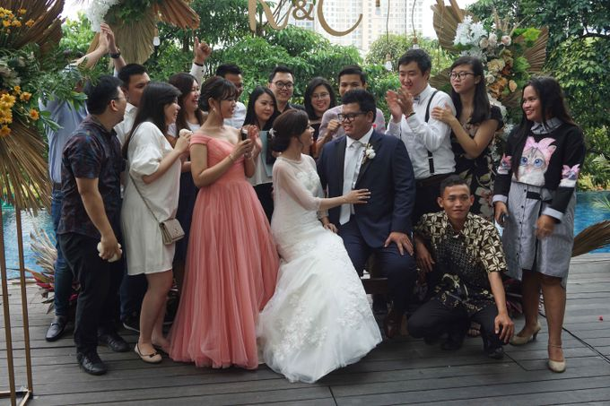 The Wedding Of Ricky Fajar Adiputra & Chika Octavia by ID Organizer - 008