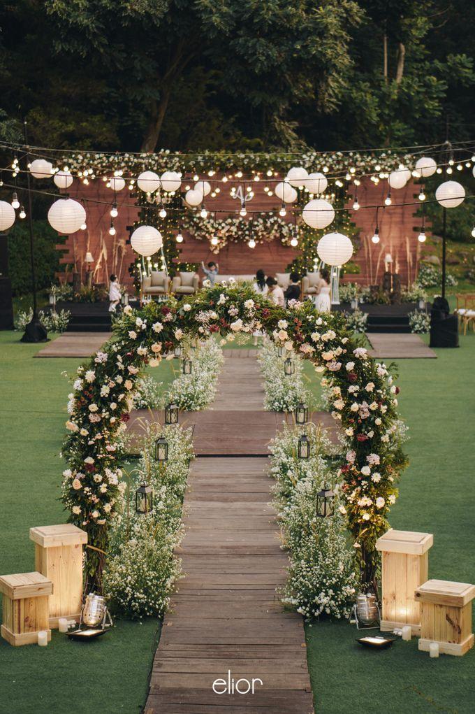 The Wedding of Adrian & Viola by Elior Design - 008