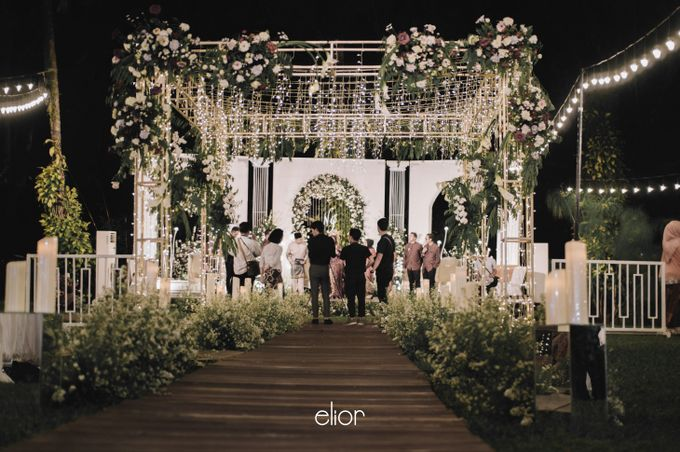 The Wedding of Nadia and Irham by Elior Design - 015