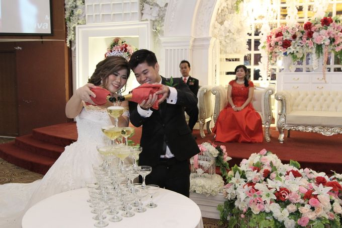 Wedding party of David and Shu Li at Angke Restaurant by Angke Restaurant & Ballroom Jakarta - 006