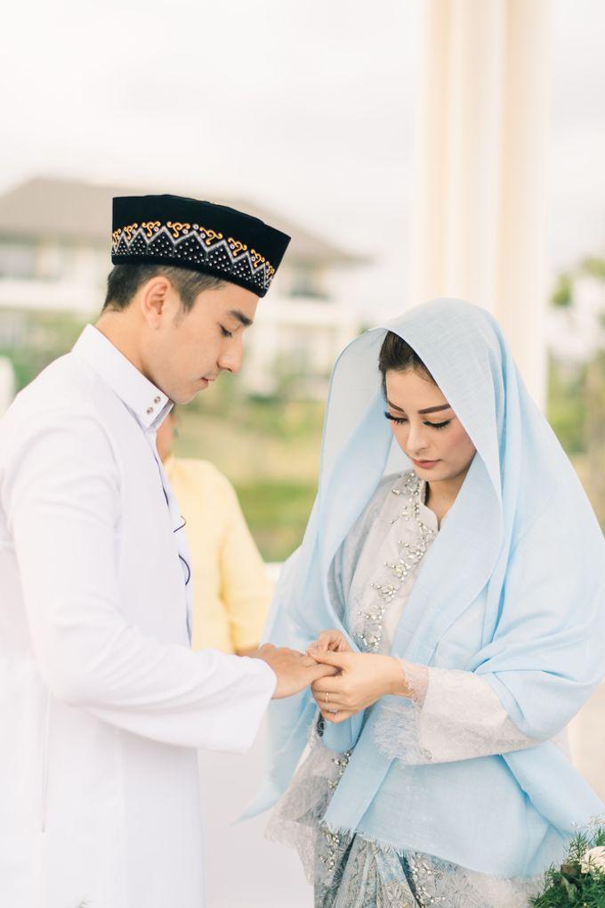 Wedding of Aliff Ali Khan & Aska Ongi by Gusde Photography - 004