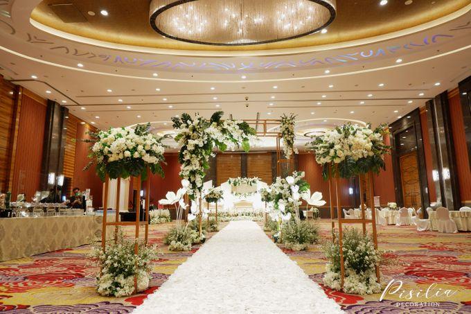 IKK Skeno Hall, Emporium Pluit, 25 Jul '20 by Pisilia Wedding Decoration - 005