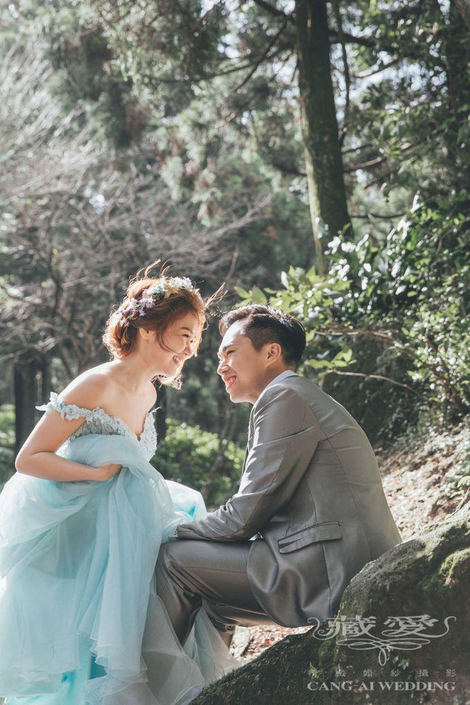 Natural by Cang Ai Wedding - 007