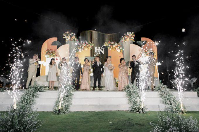 The Wedding of Hansen and Nerisa by Elior Design - 010