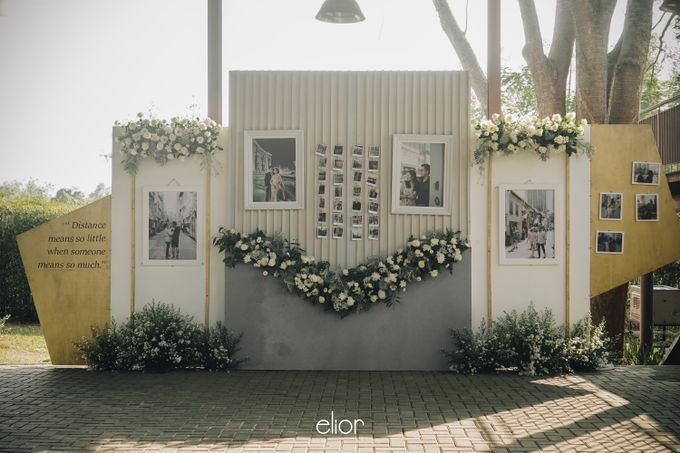 The Wedding of Muthia & Hary by Elior Design - 013