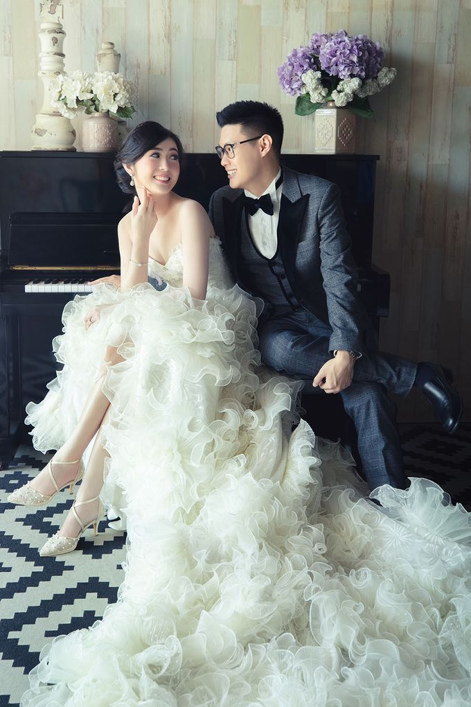 Martin & Alvita by JJ Bride - 007
