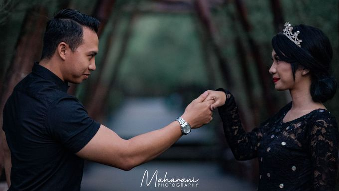 Prewedding of Ubed & Bella by Maharani Photography - 009