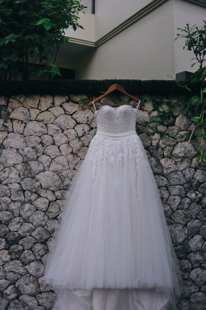Brian & Imelda Bali Wedding by Ian Vins - 005