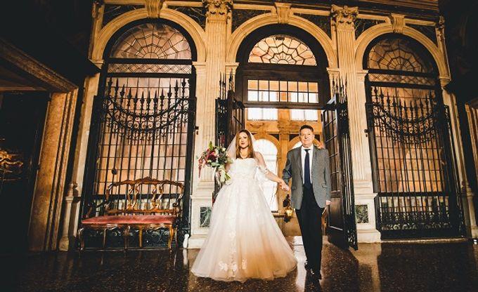 Luxury wedding in Venice by CB Photographer Venice - 016