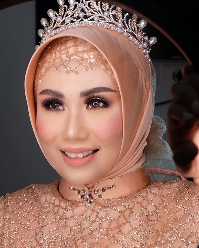 Wedding project by Zilla_dr make up - 001