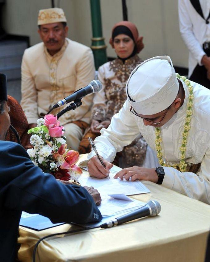 The Wedding Of Utami & Hafidz by Alux's Event & Wedding Creator - 003