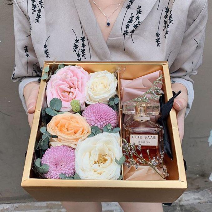 Bloombox / Squarebox by HARA Florist - 003