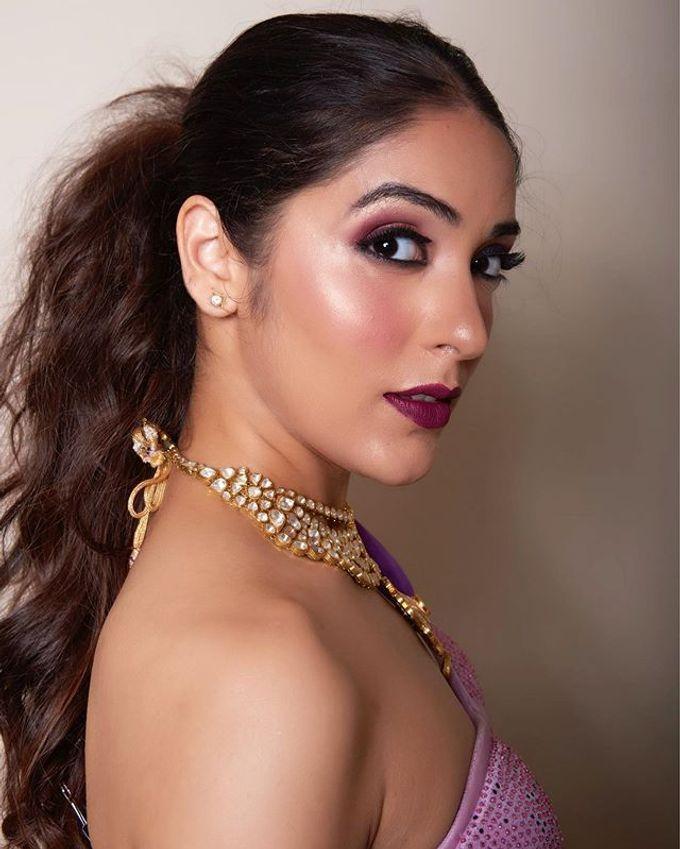 Make up by Natasha arya  by Natasha arya - 012