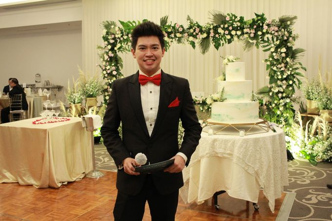 MC Wedding The Tribrata Dharmawangsa Hotel Jakarta - Anthony Stevven by Anthony Stevven - 010