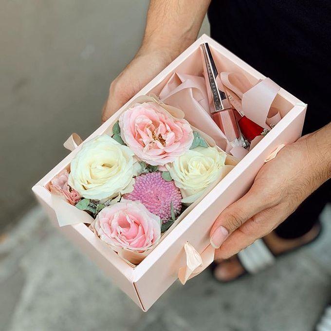 Bloombox / Squarebox by HARA Florist - 004