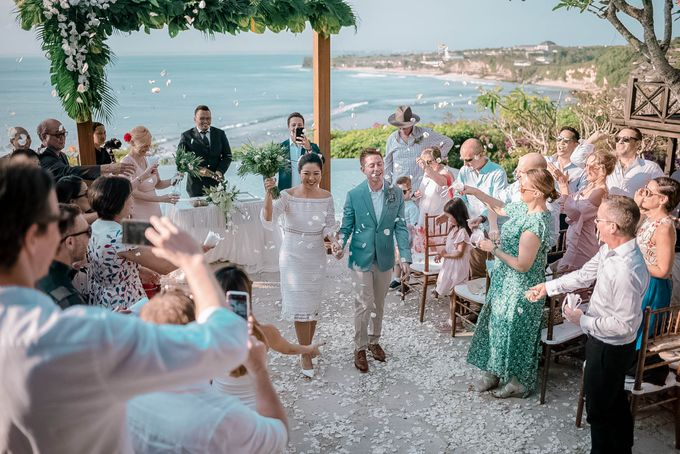 Wedding at Bayuh Sabbha in Uluwatu by Bali Tie d' Knot - 007
