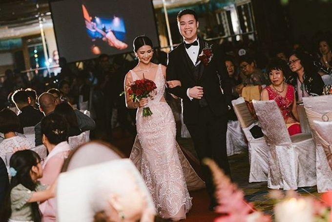 Mun Kah Loon & Bella Wedding by Sisca Zh - 002
