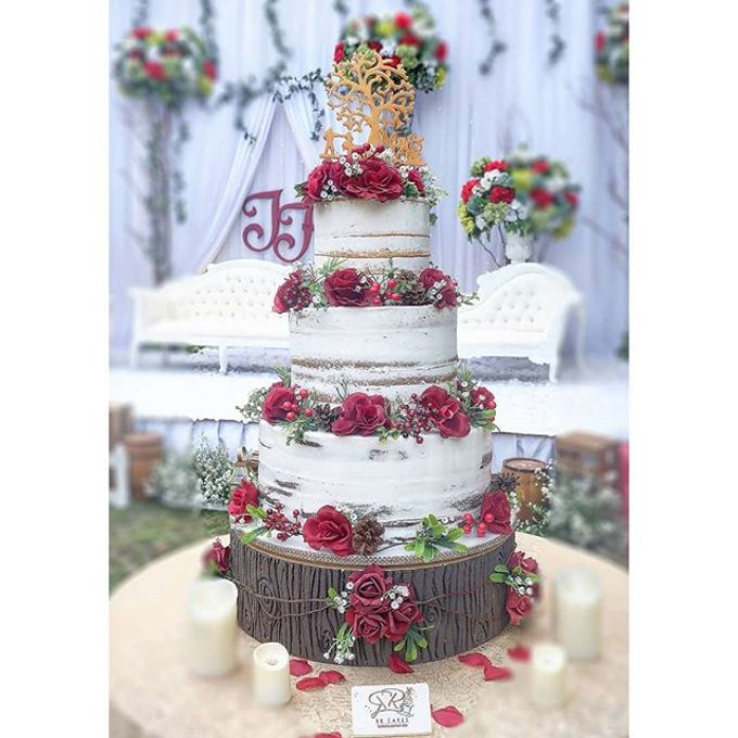 Real Wedding 2019 by RR CAKES - 011