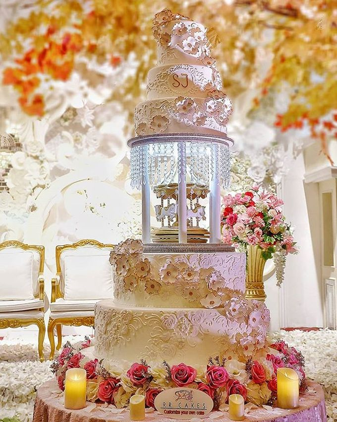 Real Wedding 2019 by RR CAKES - 001