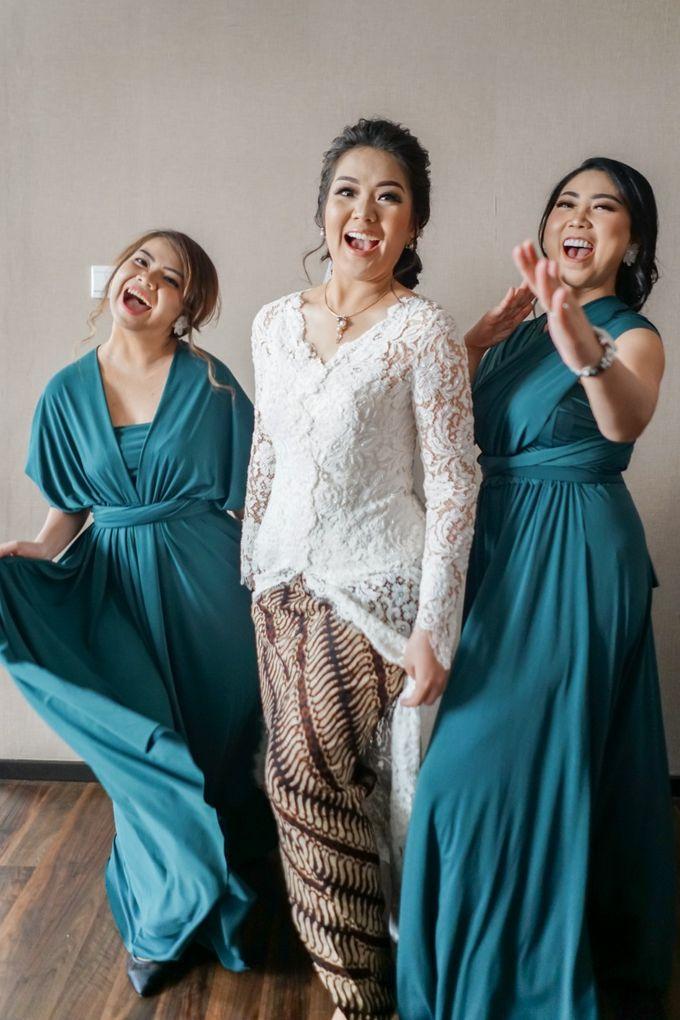 Wedding Of Adi & Pricilia by Ohana Enterprise - 014