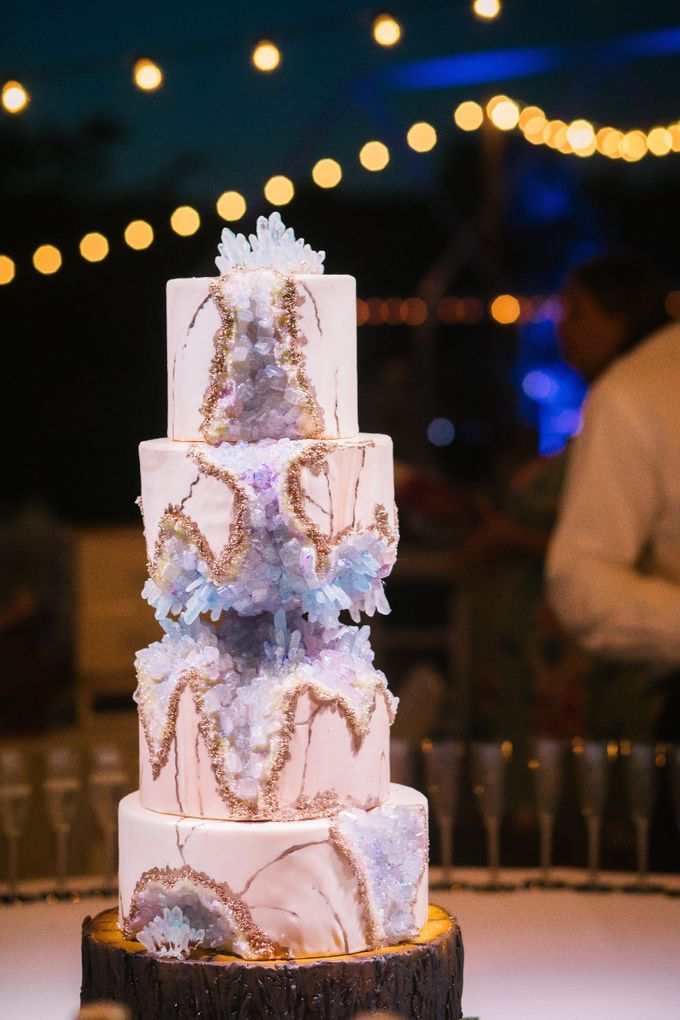 Wedding and Grooms' Cakes by Cakes ROCK!!! - 016