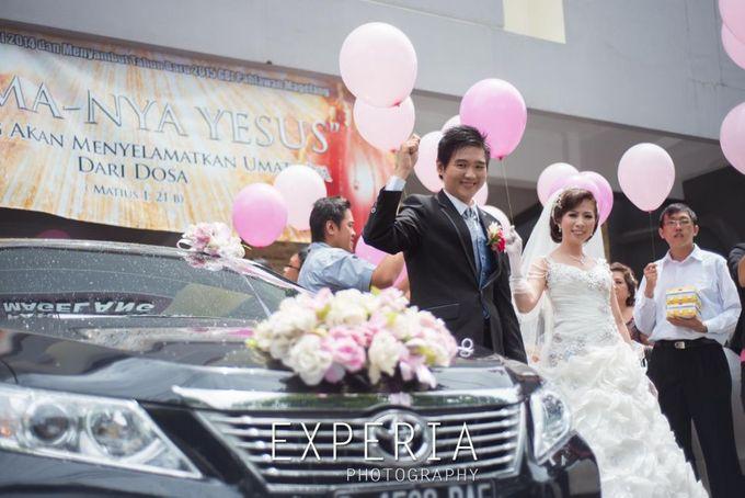 Benny & Sylvia Wedding by Experia Photography - 012