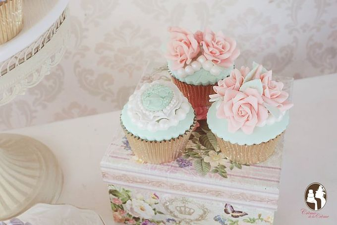 Wedding Cupcakes by Creme de la Creme Bali - 003