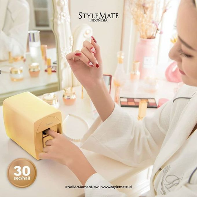 Wedding Nails by Stylemate Indonesia - 001