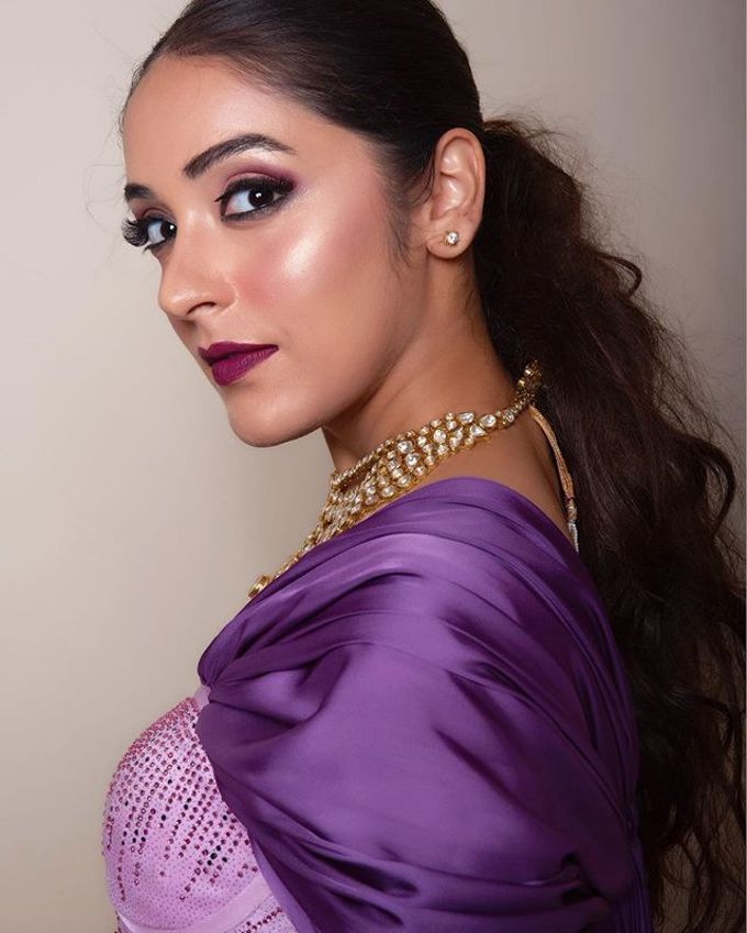 Make up by Natasha arya  by Natasha arya - 014