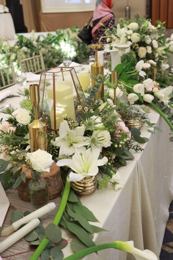 MC Wedding Intimate Grand Sheraton Gandaria Jakarta - Anthony Stevven by Sheraton Grand Jakarta Gandaria City Hotel - 012