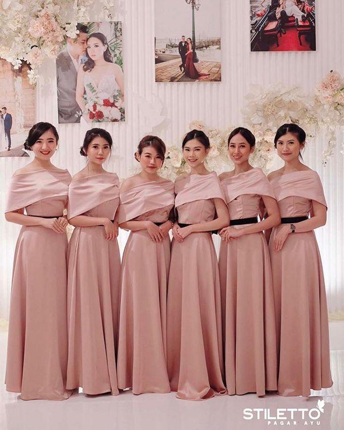 Wedding 2019 ( Part I )  by STILETTO PAGAR AYU - 037