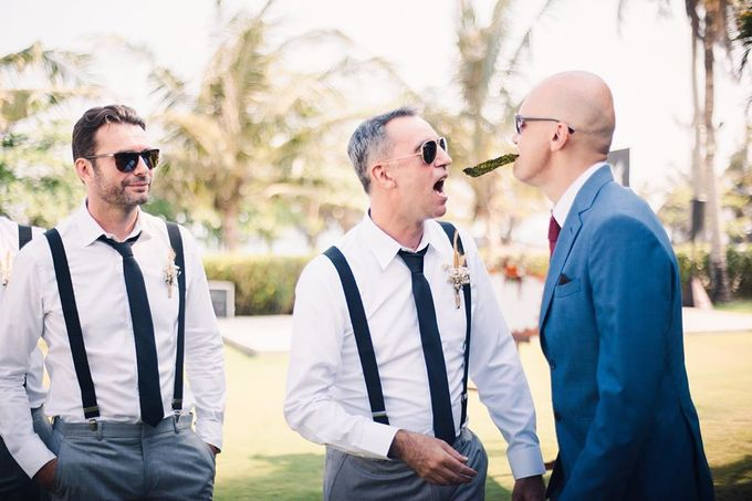 Sam & Lara Wedding at Canggu Bali by Catalina Flora - 007
