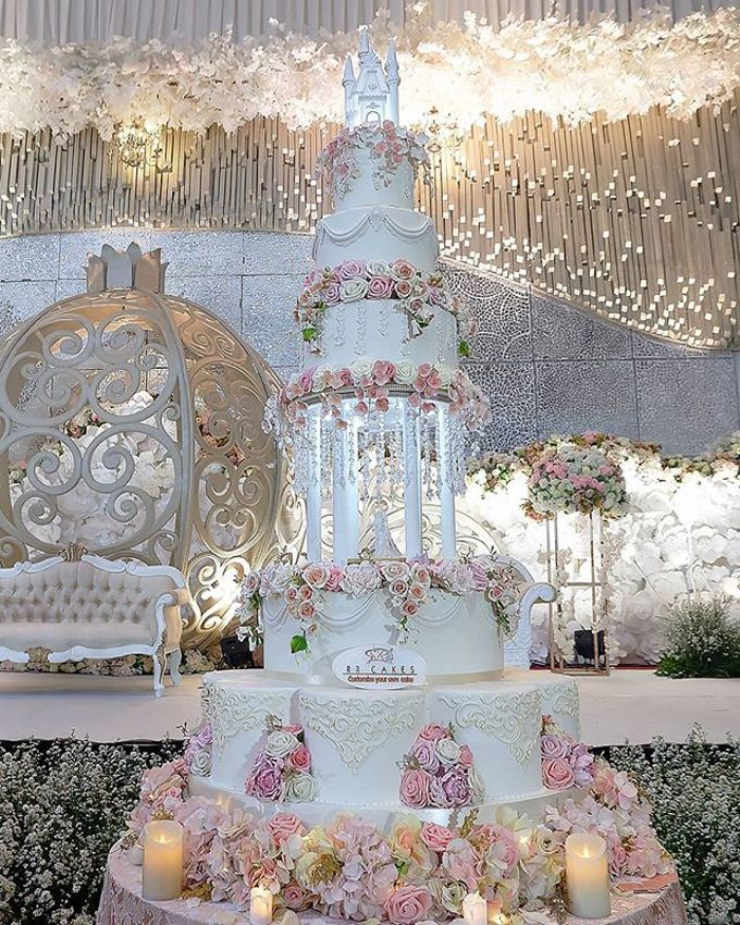 Real Wedding 2019 by RR CAKES - 024