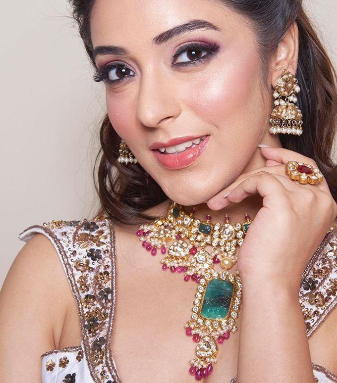 Make up by Natasha arya  by Natasha arya - 004