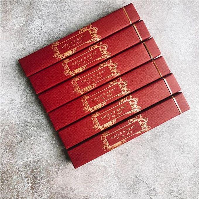 Fadhilla & Army by Pandangan Pertama Gift Boutique - 001