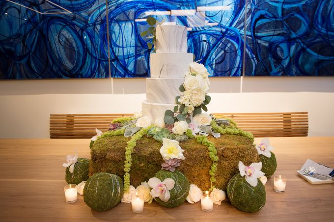 Home Wedding by Creative Touch Party Design - 012