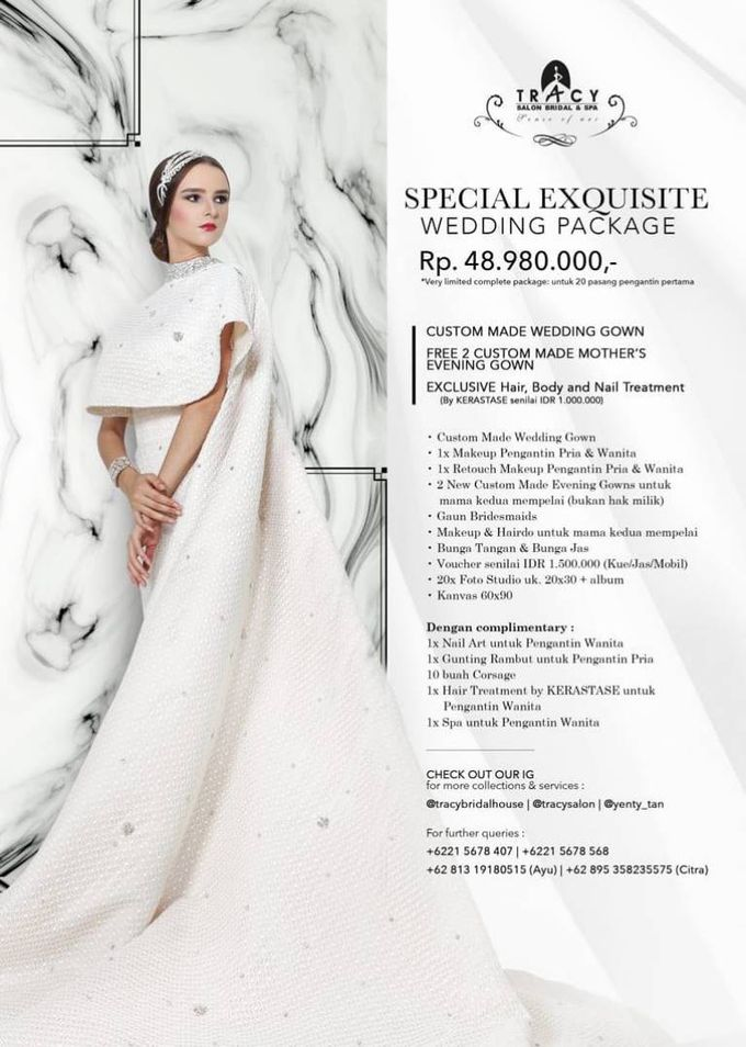New Promo by Tracy Bridal House - 003