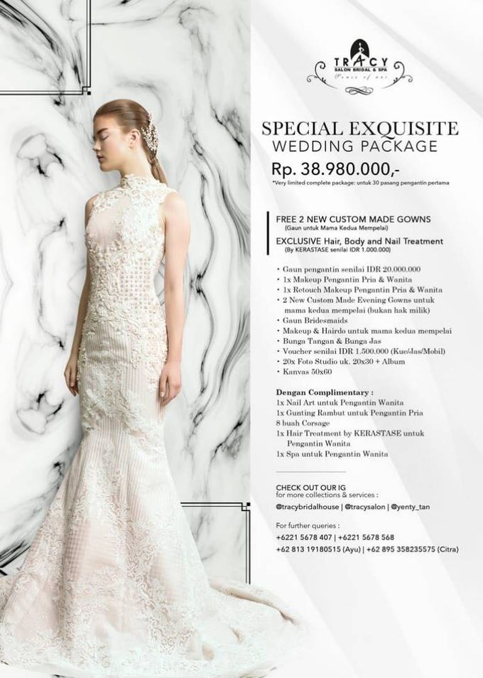 New Promo by Tracy Bridal House - 004