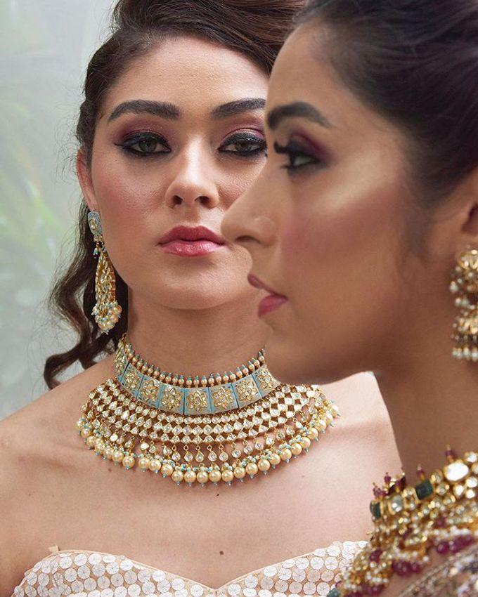 Make up by Natasha arya  by Natasha arya - 005